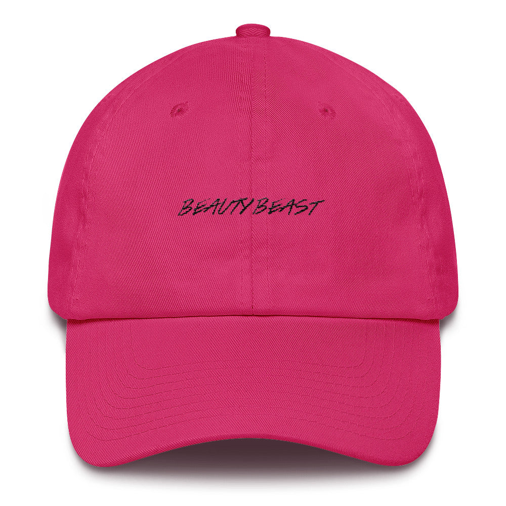 Beauty Beast Cotton Cap