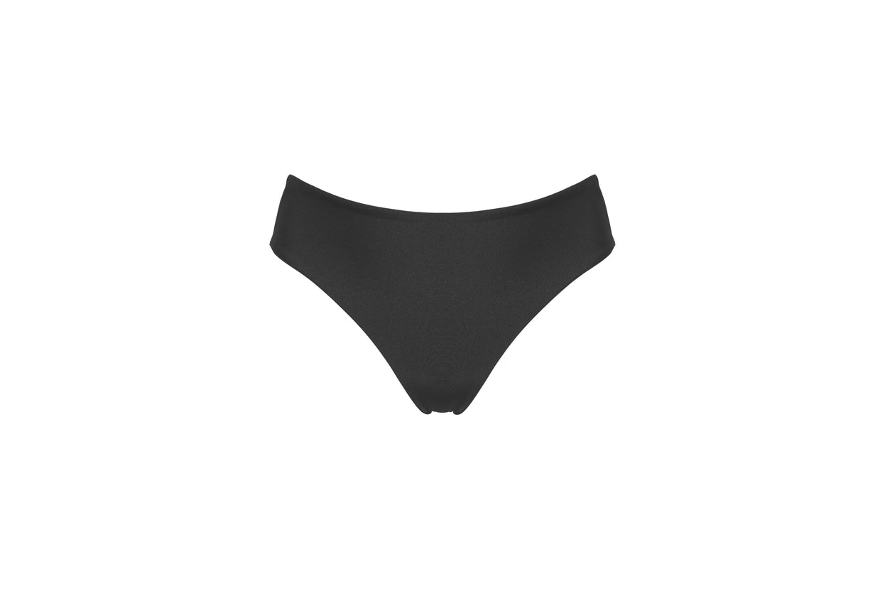 HEATHER BOTTOM - Jet Black
