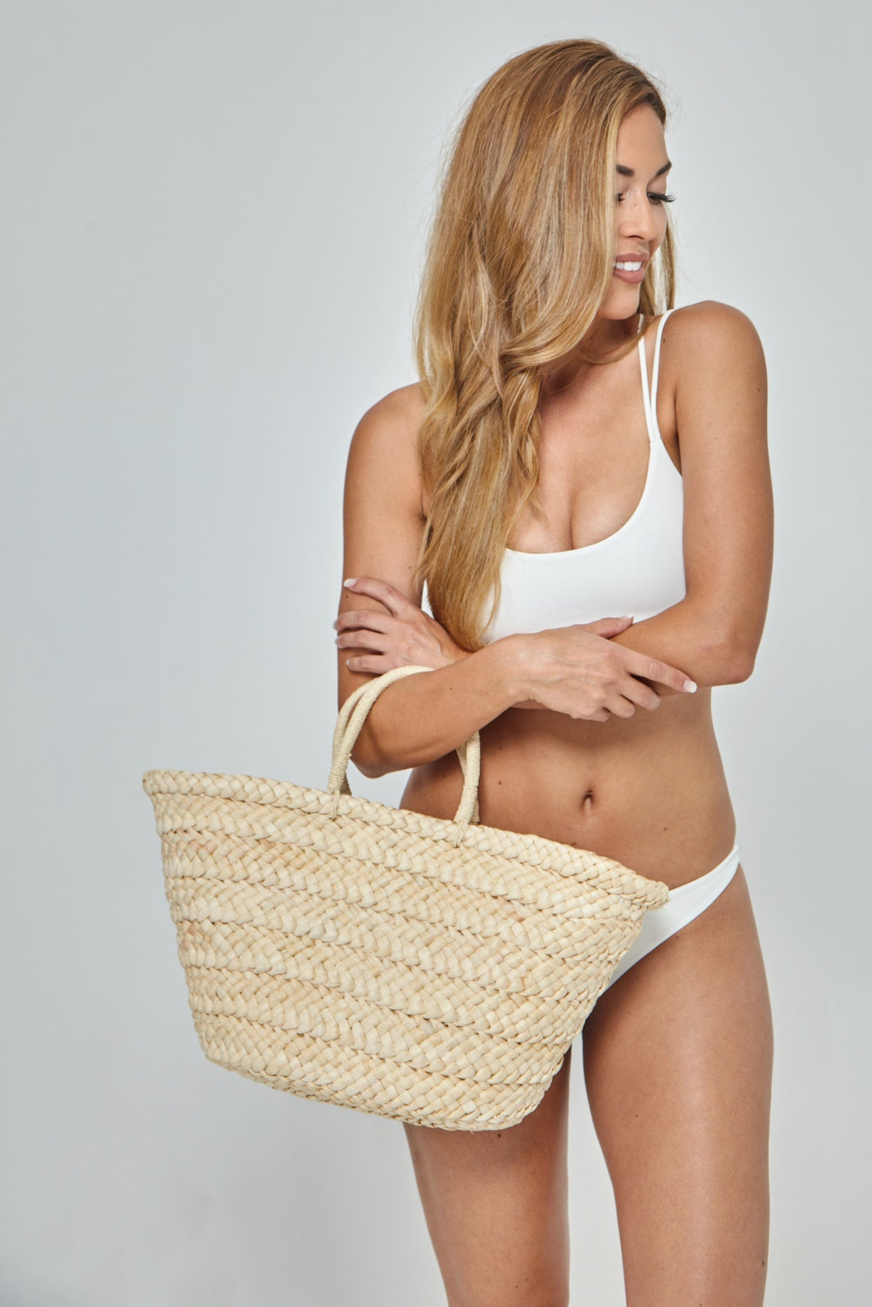 BASKET BAG - Wildaster