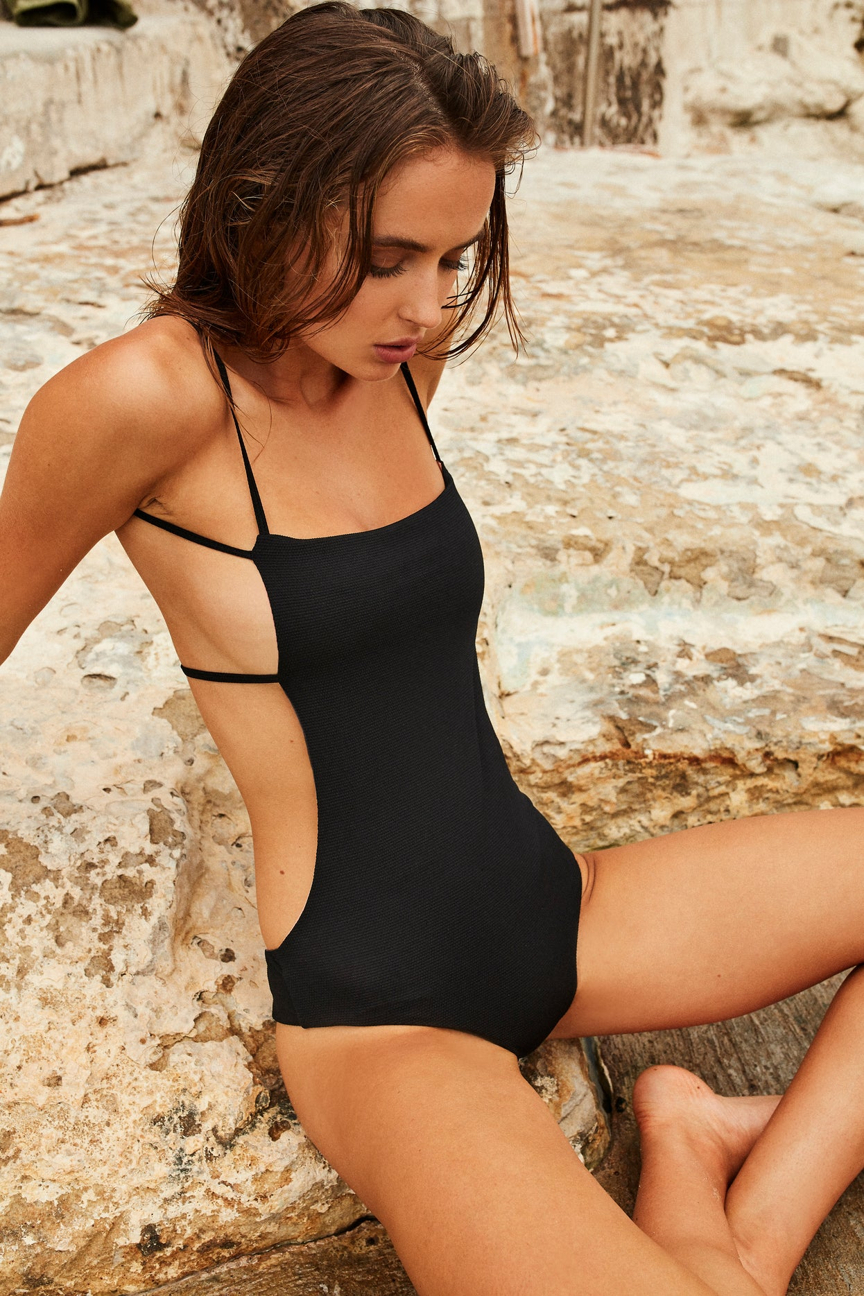 RENEE ONE PIECE - JET black - Wildaster