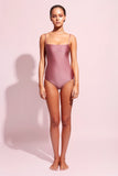 RENEE ONE PIECE - MAUVE purple - Wildaster