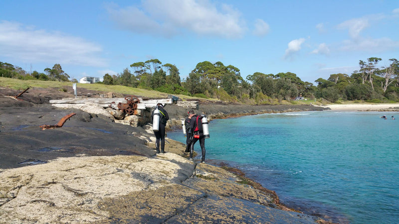 RIDE DIVE - overnight trip to Batemans Bay - Monday 10th June