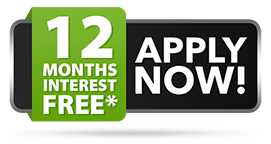 TRAVEL NOW PAY LATER - 12 months interest free!