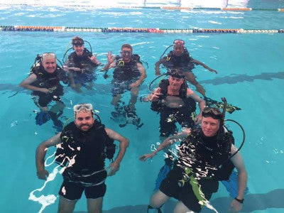 Learn to Dive - 7th March 2021 - Start your adventure today!