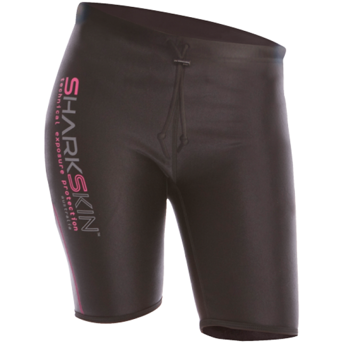Sharkskin Chillproof shorts - WOMENS