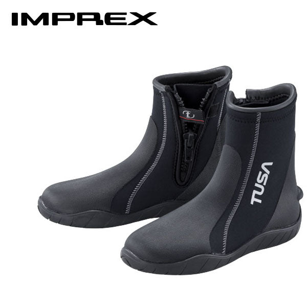 TUSA dive boots