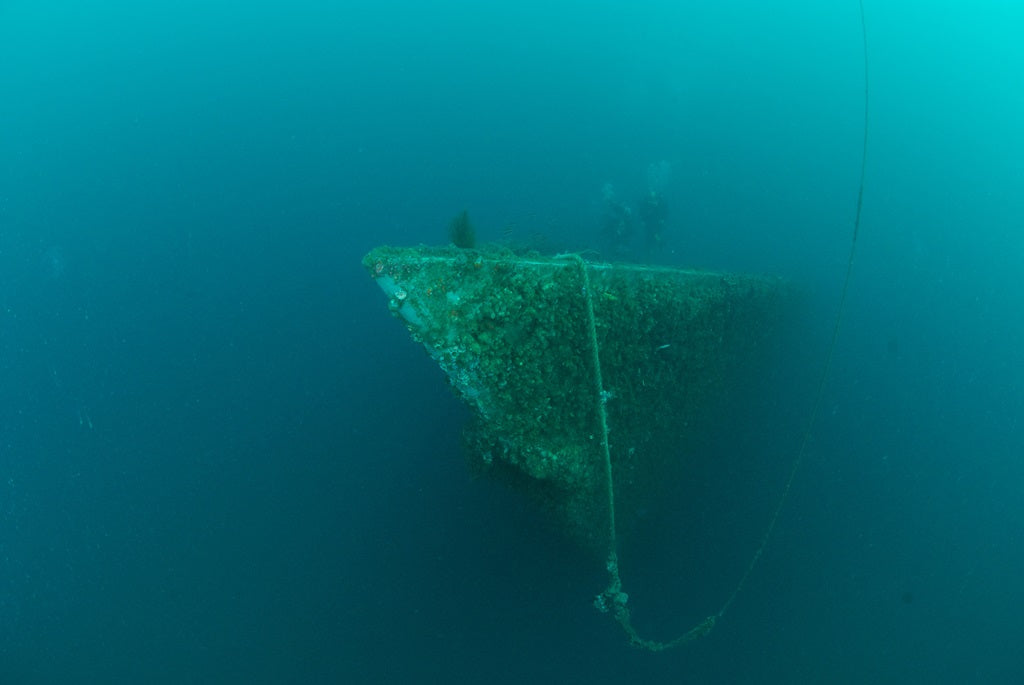 RIDE DIVE Terrigal, NSW - dive the ex HMAS Adelaide - 27th to 29th March 2020