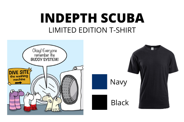 Indepth limited edition T-shirts 2020 - Buddy system