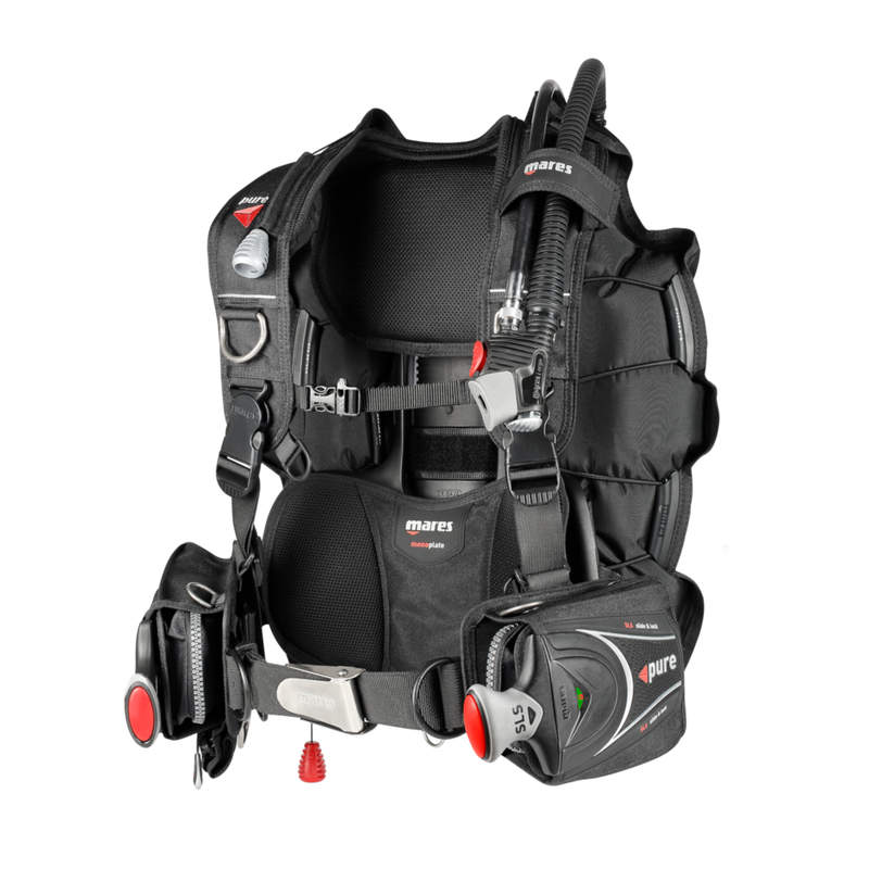 Mares Pure BCD