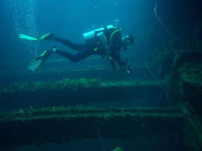 Wreck diver course - 6th & 7th March 2021