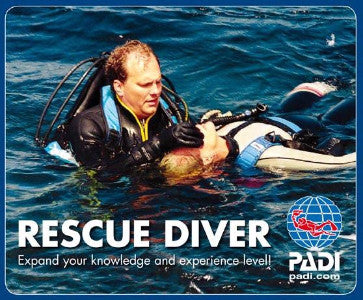 Rescue diver course 22nd & 23rd February 2020