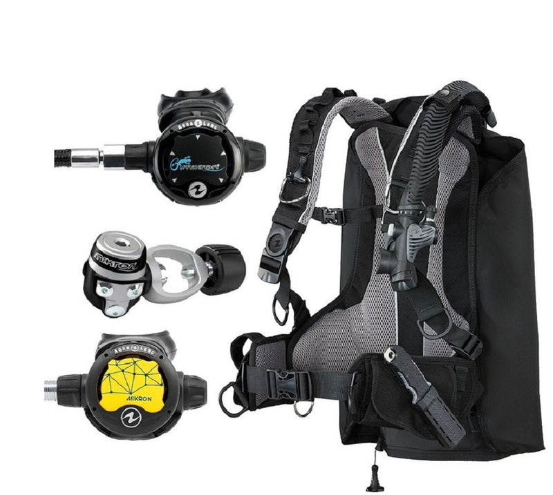 Aqualung Rogue Package
