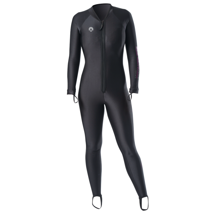 Sharkskin Chillproof Undergarment with Front Zip - Womens