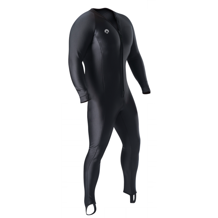 Sharkskin Chillproof Undergarment with Front Zip - Mens