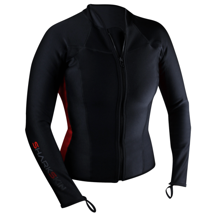 Sharkskin Chillproof long sleeve full zip