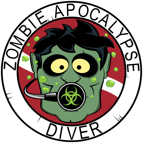 Zombie Apocalypse Specialty Dive course - 31st October 2020