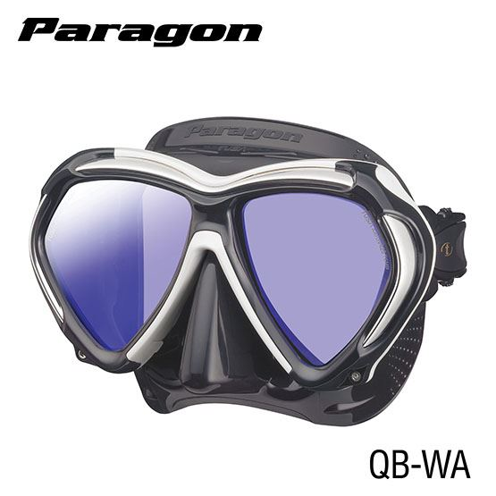 Tusa Paragon mask - online purchase only