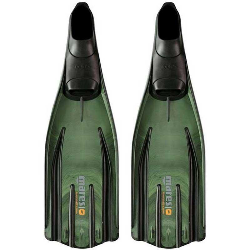 Mares Avanti Quattro Power fins - Camo or Black