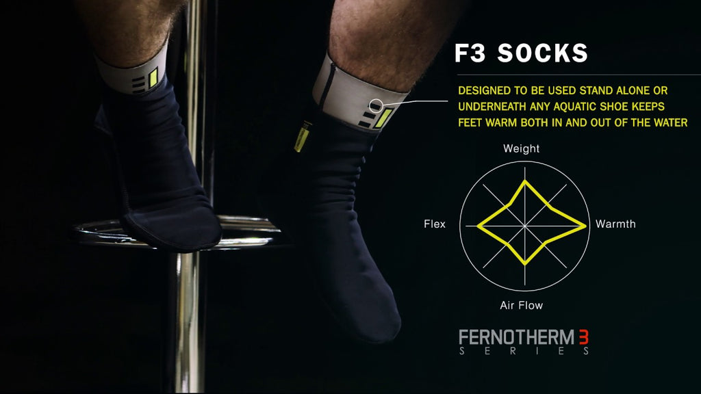 Enth Degree F3 Socks