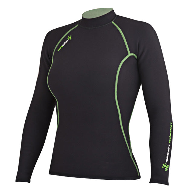 Frogskin Womens long sleeve top