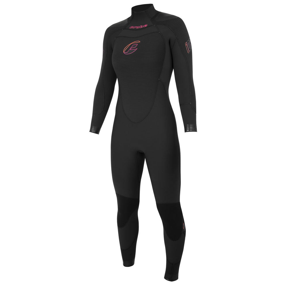 Probe iDry 5mm semi-dry wetsuit - ladies