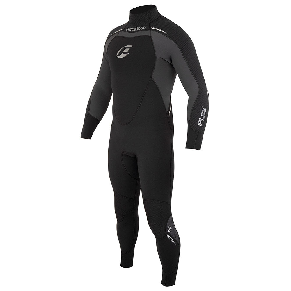 Probe iFlex 5mm semi-dry wetsuit - men's