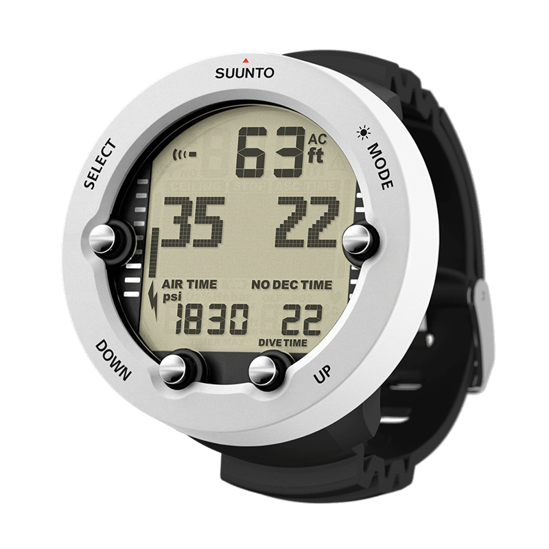 Suunto Vyper Novo, Graphite or White