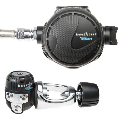 Aqualung Titan regulator