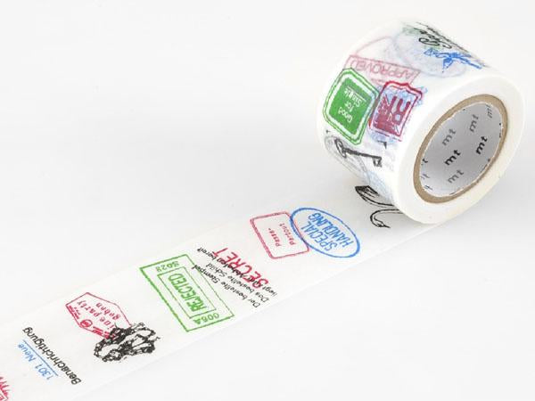 Masking Tape - mt ex, Stamp, 45mm x 10m