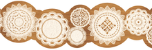 Masking Tape - mt fab Cut Out Tape, Lace, 32mm x 3m - KEY Handmade  - 4
