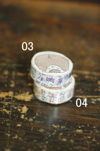 Masking Tape - Classiky, Butterfly (Pink), 15mm x 10m, Single Roll - KEY Handmade  - 4