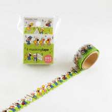 Masking Tape - ROUND TOP, Marching Band, 20mm x 5m - KEY Handmade  - 3