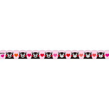 Masking Tape - PINE BOOK Nami-Nami Deco Masking Tape, Kumamon and Heart, 8mm x 8m - KEY Handmade  - 4