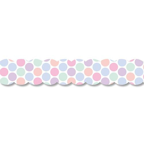 PINE BOOK Assorted Style Nami-Nami Masking Tape, Colorful Dot