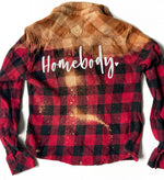 Fall Flannels - Ladies Small