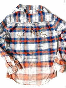 Fall Flannels - Mens Size Small