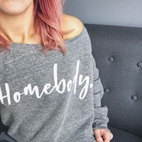 Homebody Slouchy Sweater