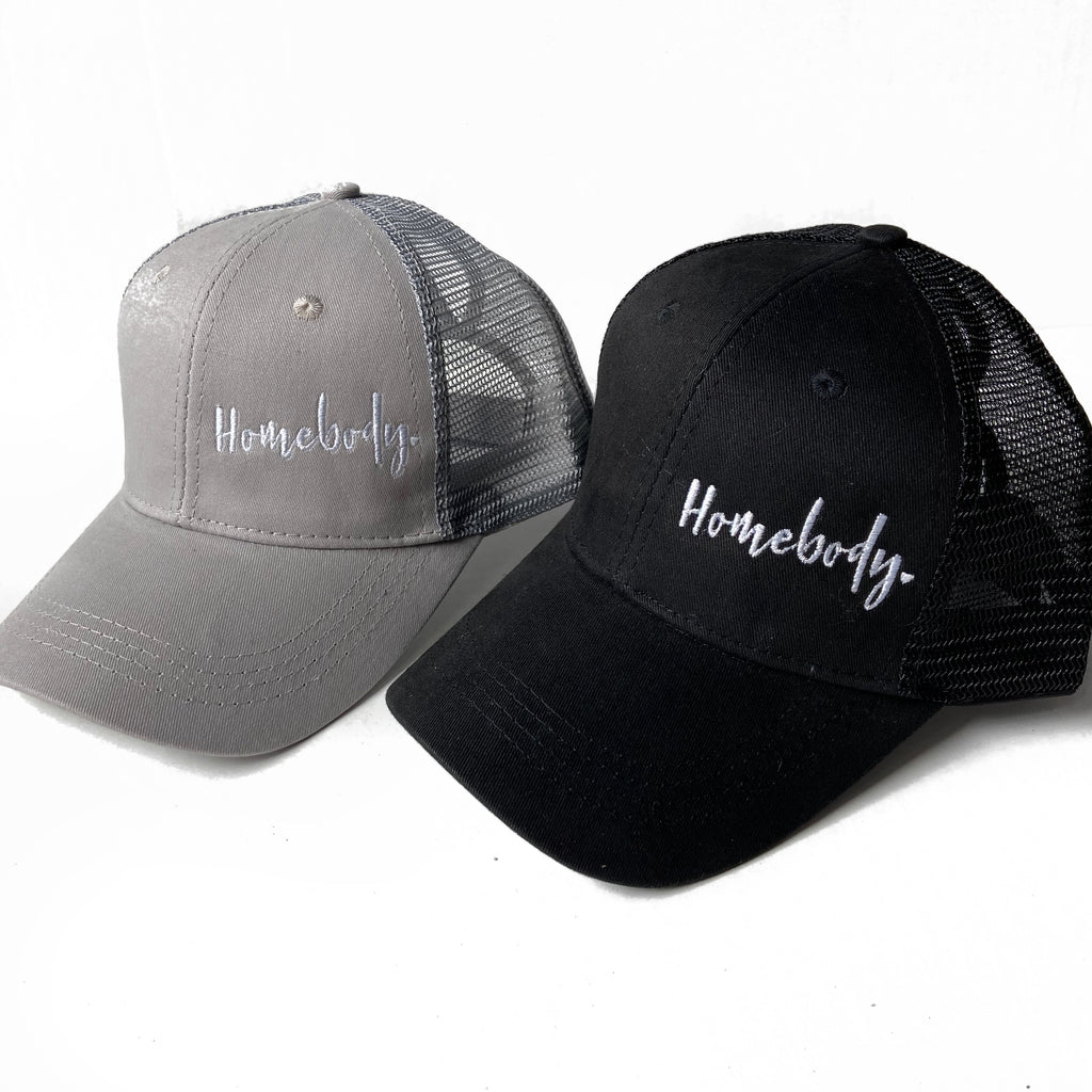 Homebody High Pony Hat