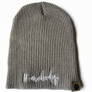 Homebody Knitted Slouchy Toque