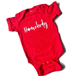 Baby Canadian Homebody