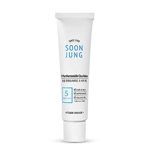ETUDE HOUSE Soon Jung 5-Panthensoside Cica Balm (40ml)