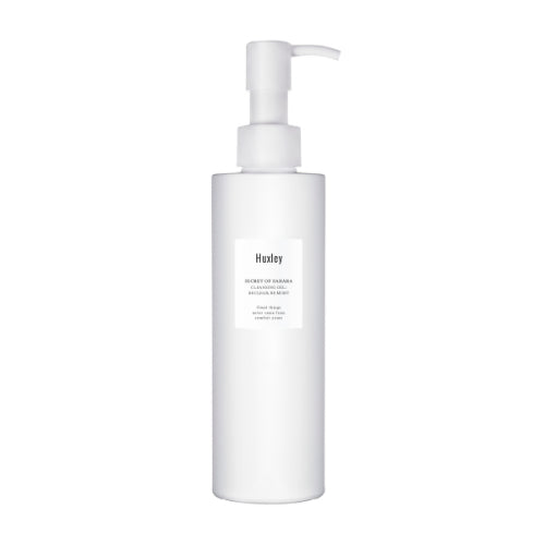 Huxley Cleansing Gel; Be Clean, Be Moist