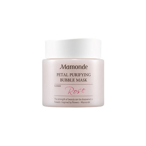 Mamonde Petal Purifying Bubble Mask (100ml)