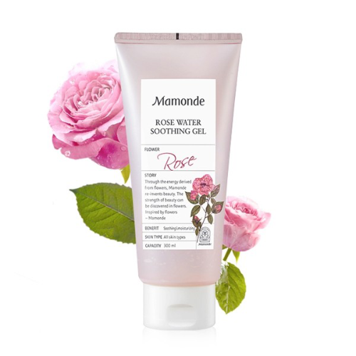 Mamonde Rose Water Soothing Gel (300ml)