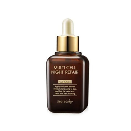 Secret Key Multi Cell Night Repair Ampoule (50ml)