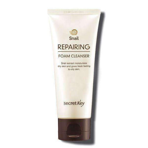 Secret Key Snail Repairing Foam Cleanser (100ml)