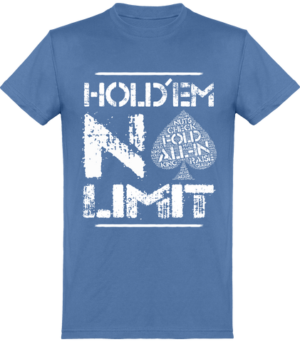 T-shirt Hold'em No Limit