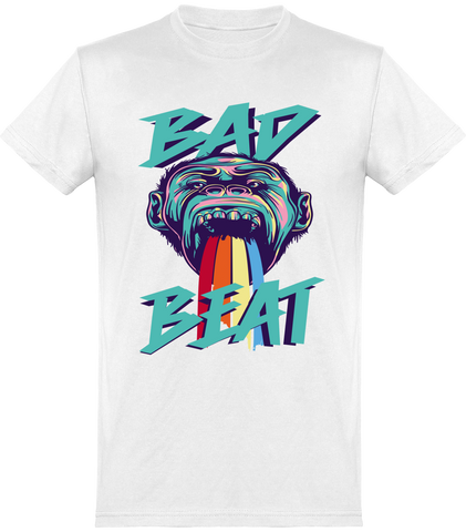 T-shirt Bad Beat