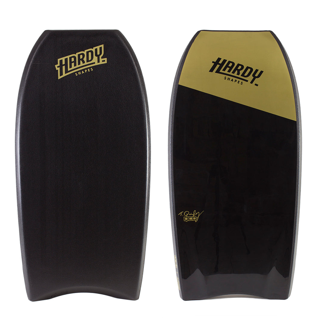 CHARGER PRO Black/Gold PE Double stringer - NEW