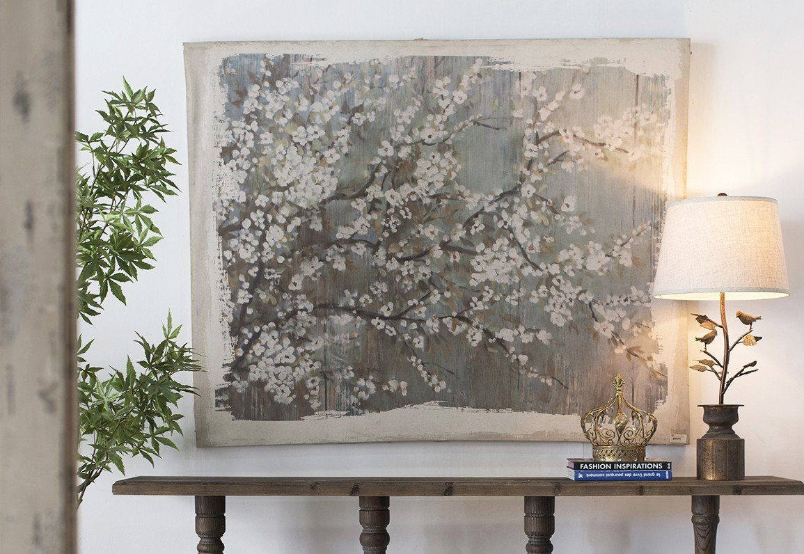 CHERRY BLOSSOM WALL ART Philbee Interiors